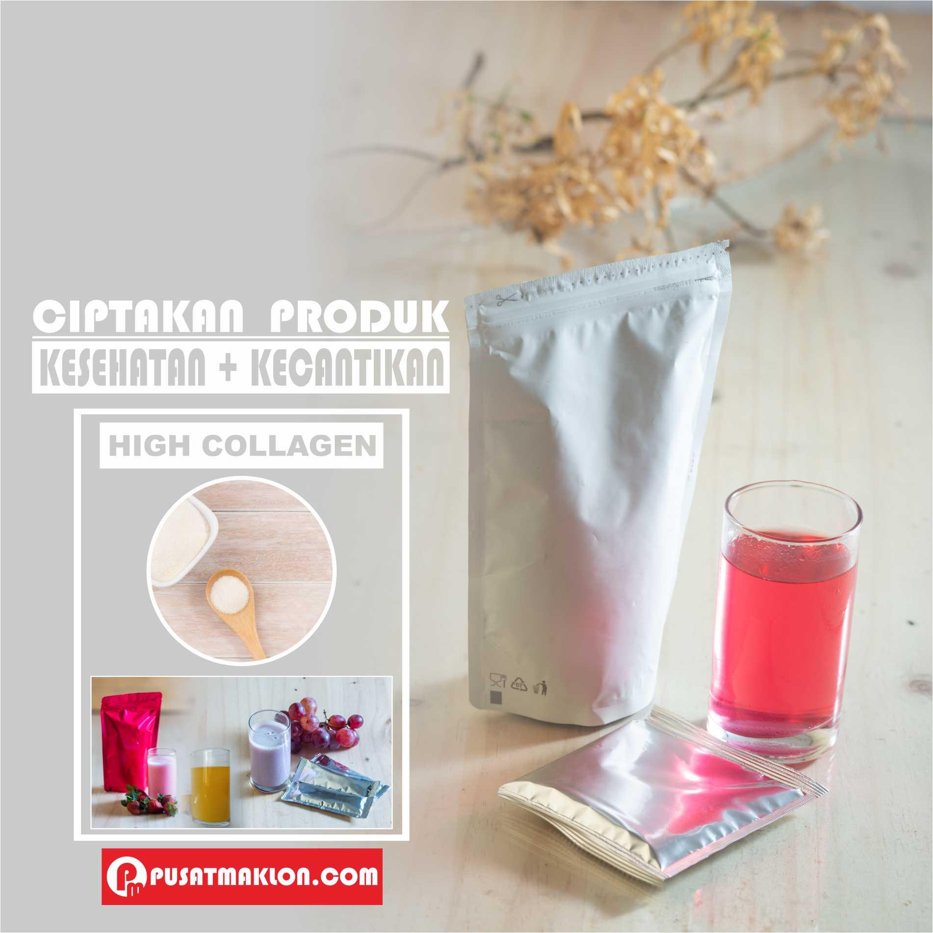 Maklon Produk collagen